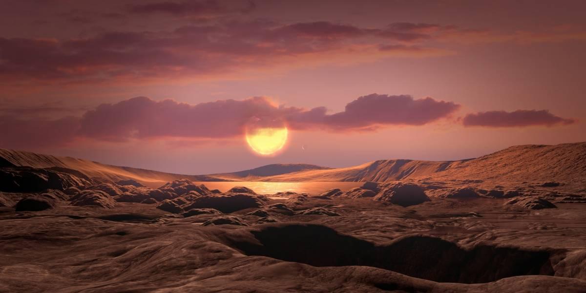 Equipo de astrónomos revela posible hallazgo de un exoplaneta siete veces más grande que la Tierra y potencialmente habitable