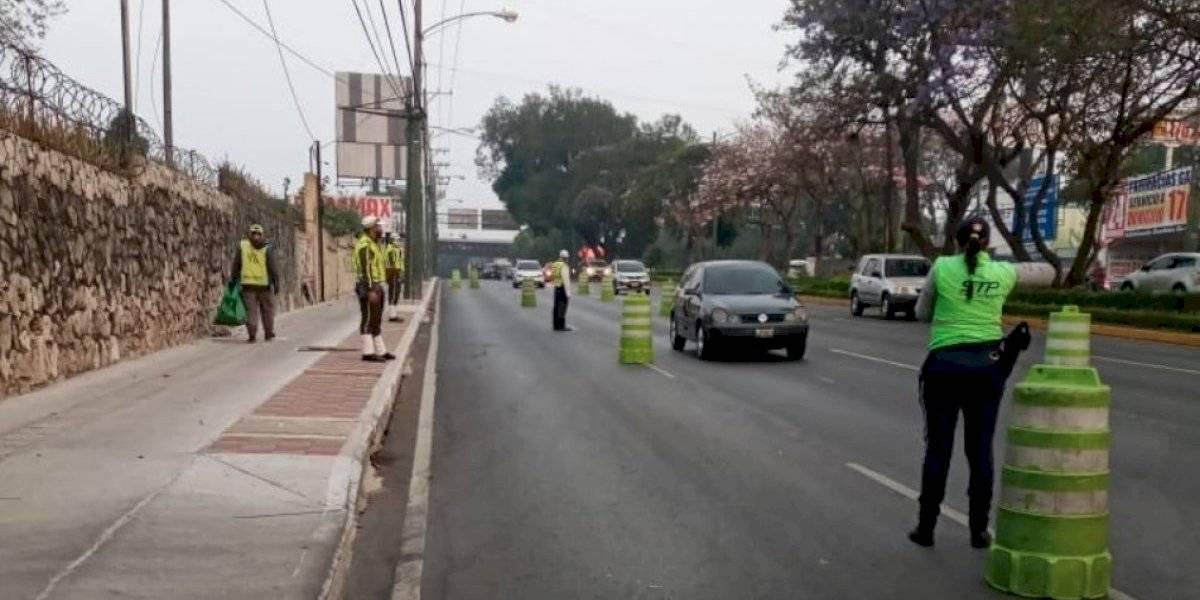 Conductores con licencia vencida durante la emergencia no serán multados