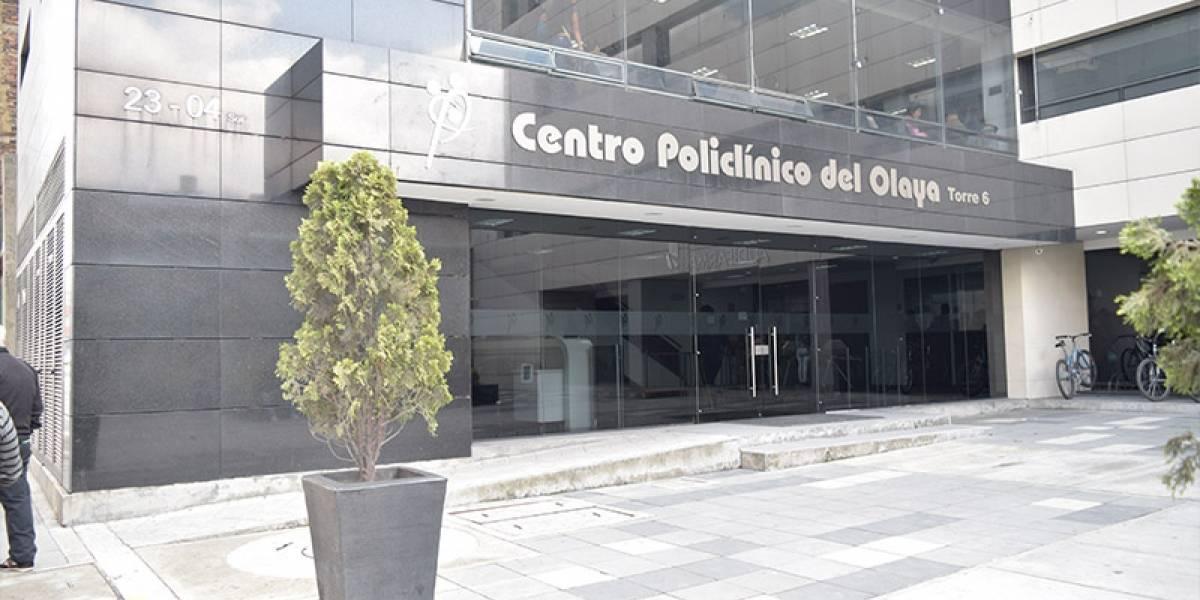 Policlínico del Olaya responde por mujer que murió en sus instalaciones con probable caso de Covid-19