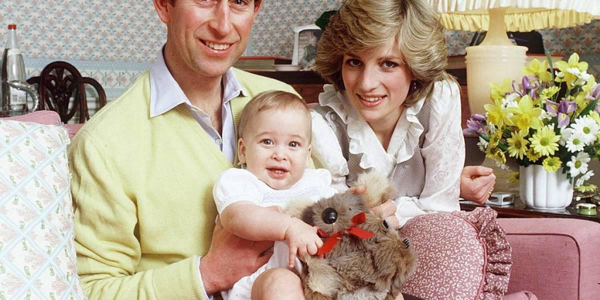A decoração utilizada pela princesa Diana em seu apartamento no palácio Kensington