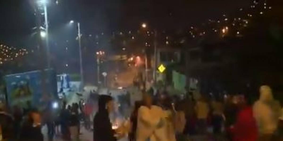 Denuncian a edilesa por haber convocado bloqueos en Ciudad Bolívar