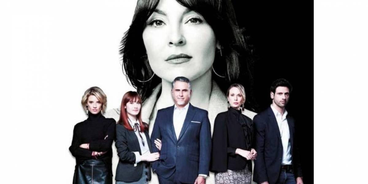 (Foto) Pareja de actores de 'La venganza de Analía' son muy cercanos en la vida real