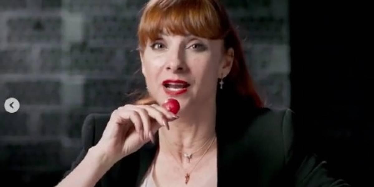 ¿Quién es la actriz que le da vida al personaje de la inspectora Sierra en La Casa de Papel?