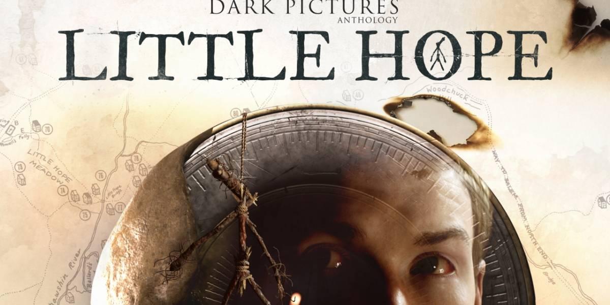 The Dark Pictures Anthology: Little Hope es presentado de parte de Bandai Namco