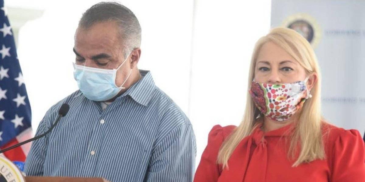 Wanda Vázquez defiende salario $21 mil mensuales del secretario de Salud