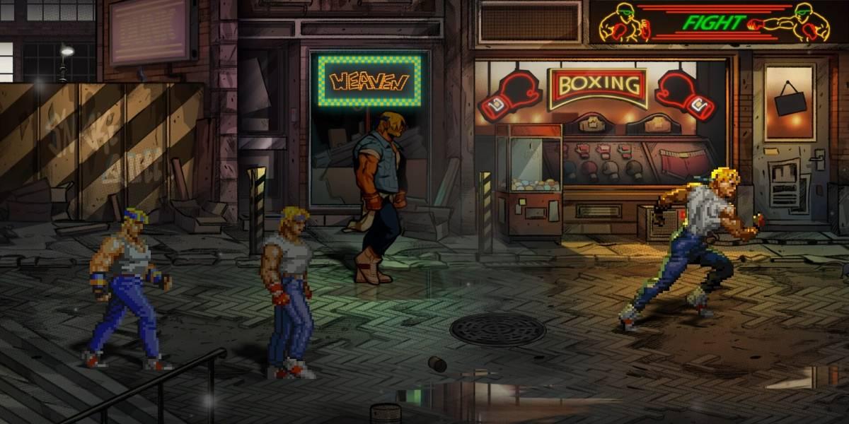 Game Streets of Rage 4 chega para PS4 no dia 30 de abril com novo battle mode