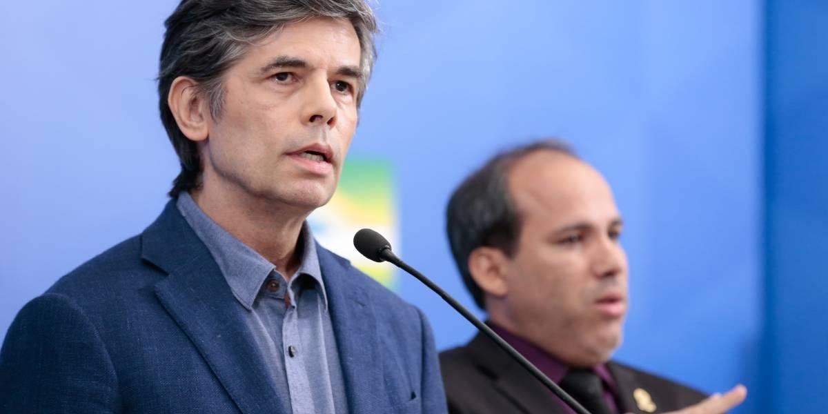 Novo ministro da Saúde quer 'programa de testes' para covid-19