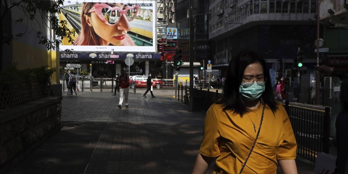 Dos nuevos casos de COVID-19 en Hong Kong después de 24 días sin contagios