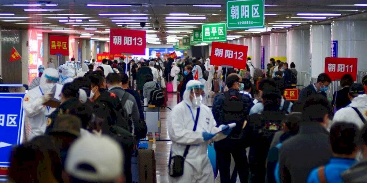 Por primera vez tras el levantamiento de la cuarentena: Wuhan registra nuevo foco de coronavirus