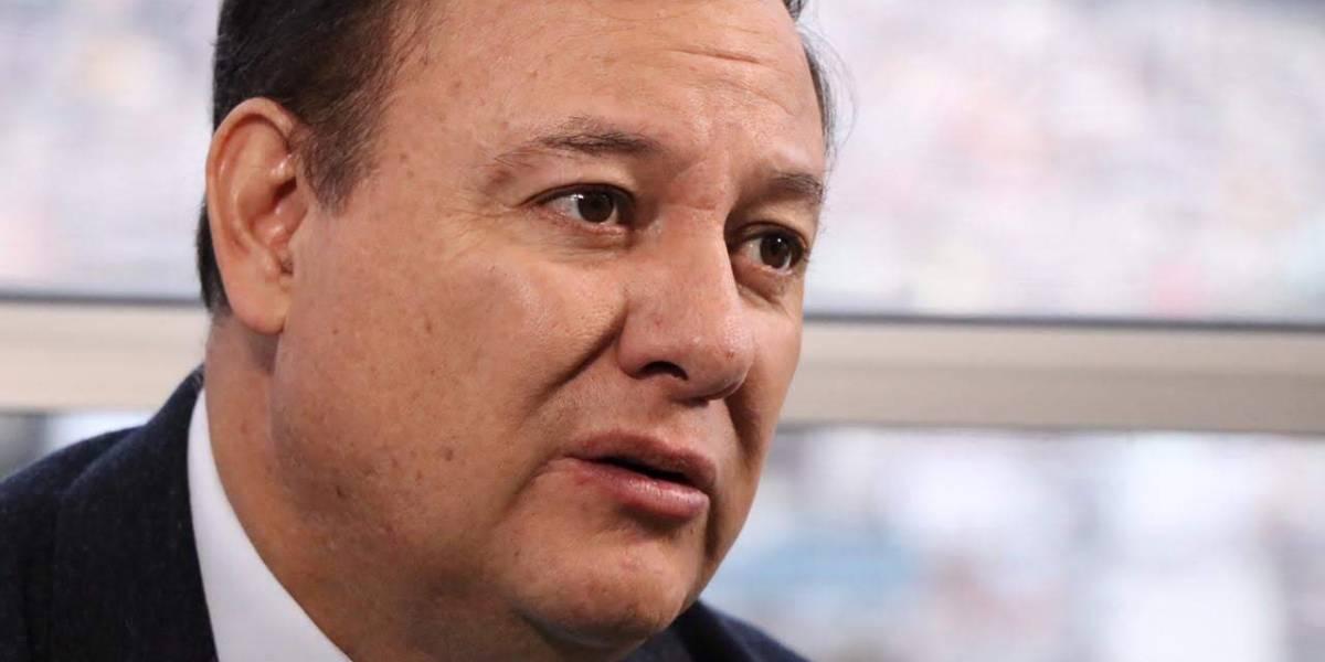 Juan Zapata habló sobre la ampliación toque de queda y la prohibición de venta de licor