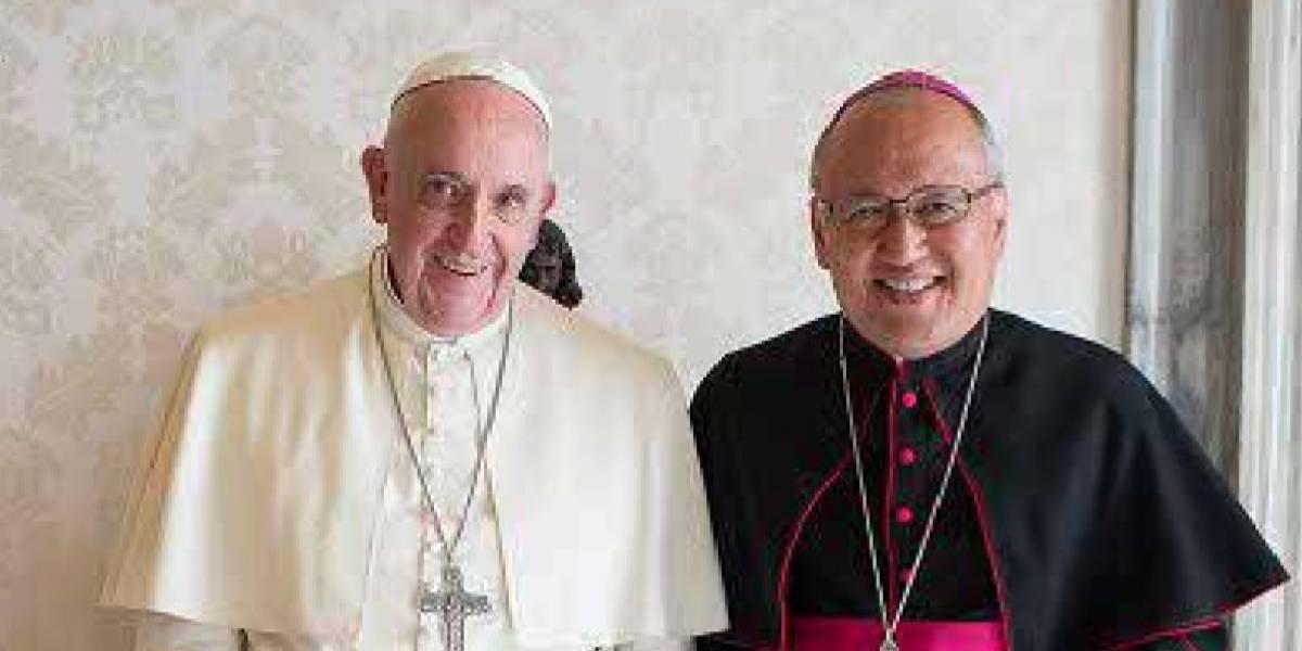 Papa nombra a Francisco Montecillo como Nuncio Apostólico para Guatemala