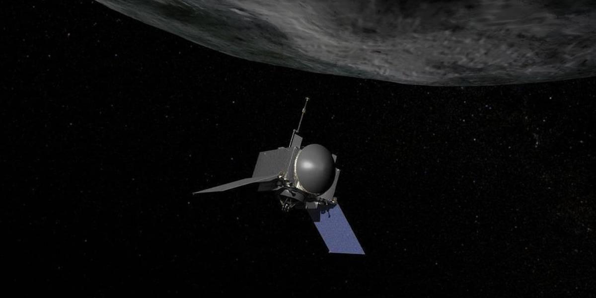 NASA anuncia que sonda espacial OSIRIS-REx completó su misión de práctica