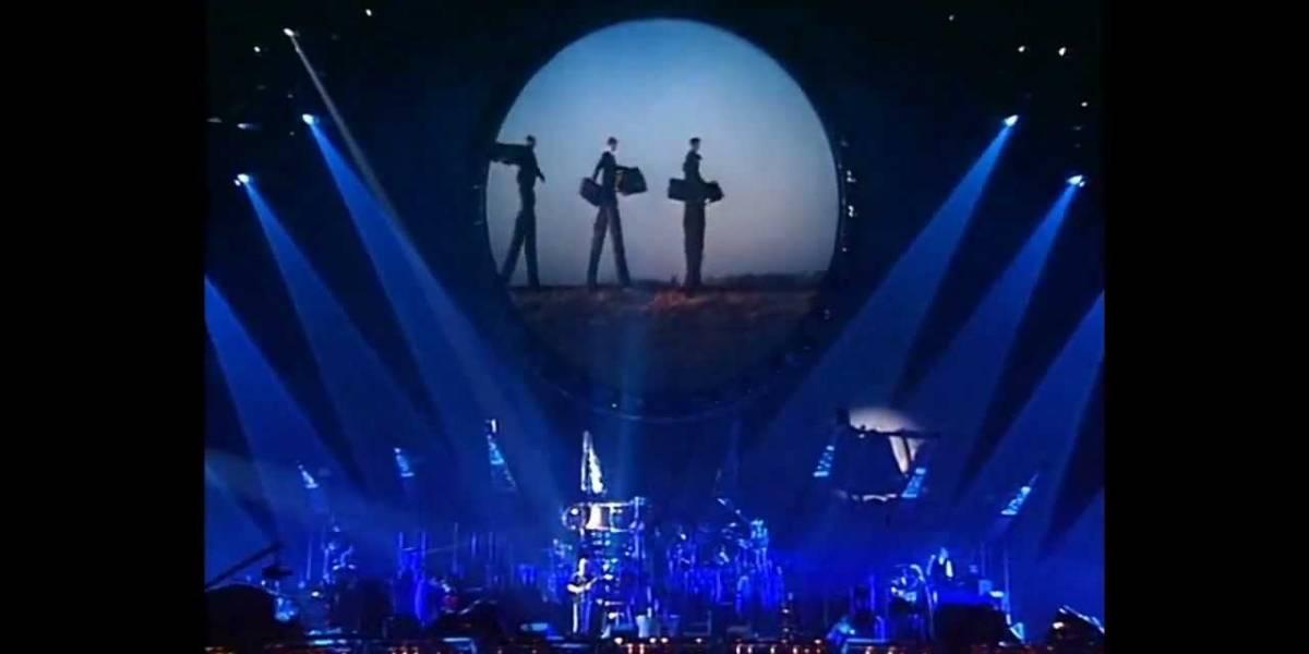 Pink Floyd anuncia transmissão de shows no Youtube