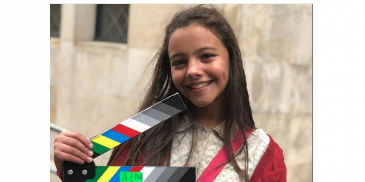 Esta es la verdadera edad de la pequeña actriz de 'La venganza de Analía'