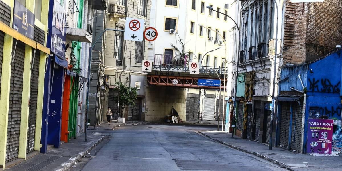 São Paulo tem 368 comércios interditados por furar quarentena