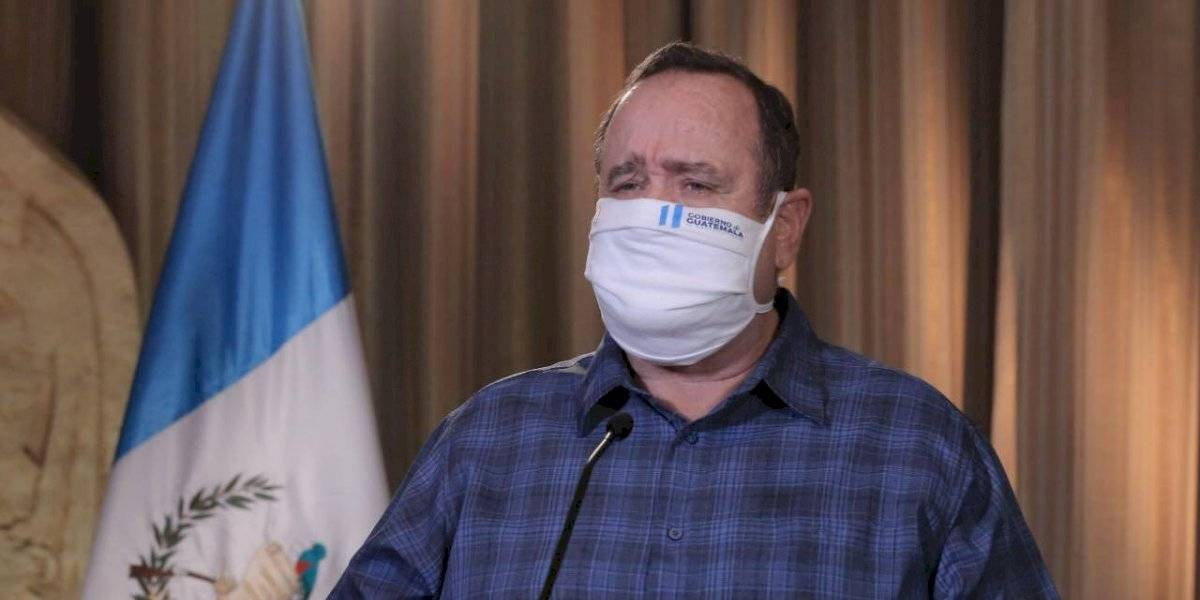 VIDEO. Alejandro Giammattei confirma 22 nuevos casos de coronavirus