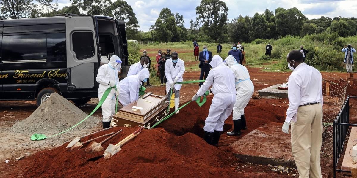 África supera los 200 mil casos de coronavirus