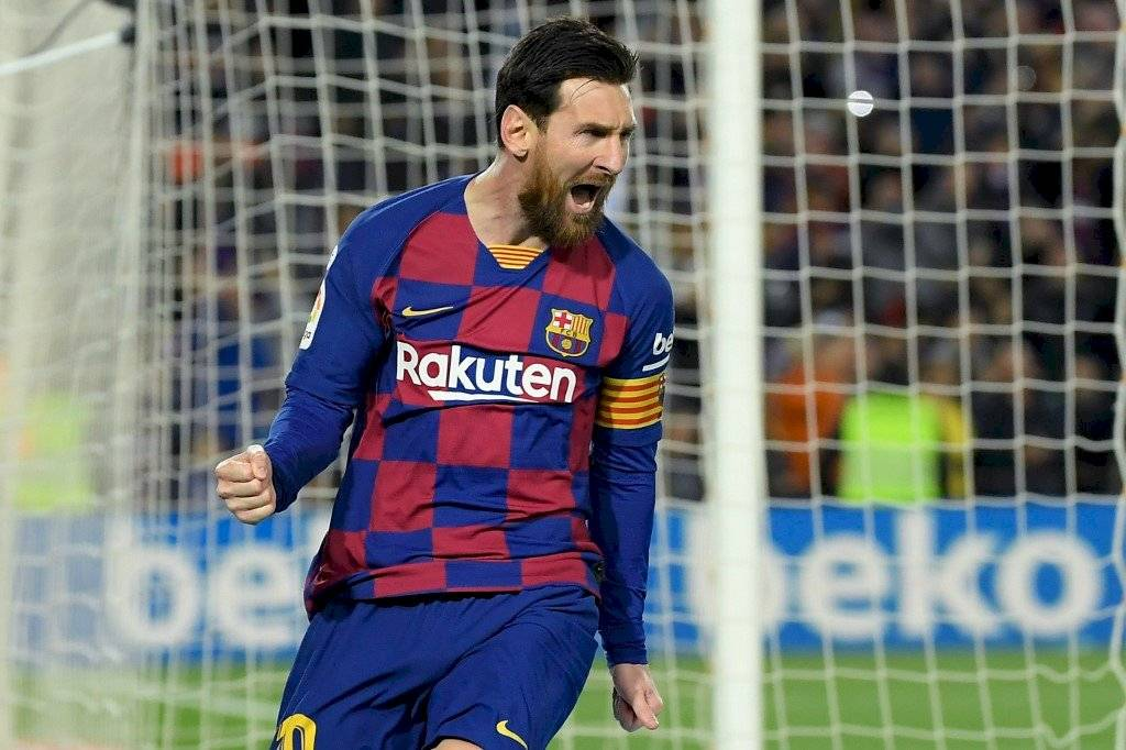 Gol Lionel Messi, Barcelona vs Getafe 2007