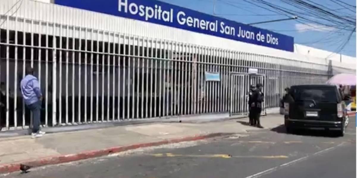 Hospital General San Juan de Dios emite postura por video que circula en redes sociales