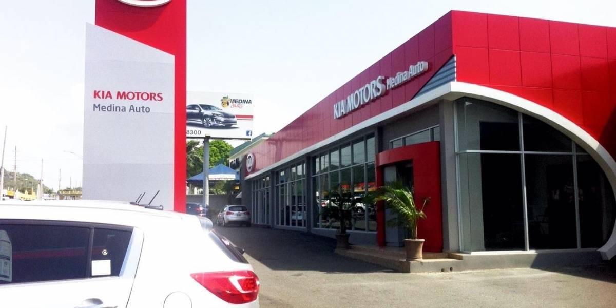 Medina Auto reabre centro de piezas y servicio