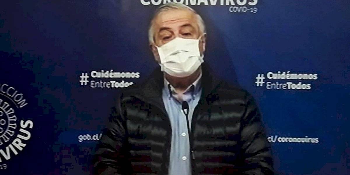 """La frase de Mañalich que desató toda una polémica: dijo que habían sido felicitados por """"autoridades internacionales hasta el cansancio"""""""