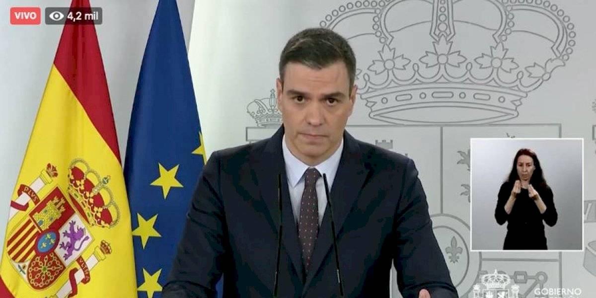 VIDEO. España extenderá el confinamiento otras dos semanas, hasta el 9 de mayo