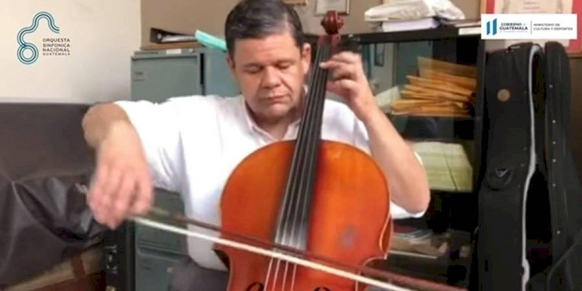 """VIDEO. """"Temporada Didáctica Virtual"""", iniciativa de la OSN para aprender sobre los instrumentos"""