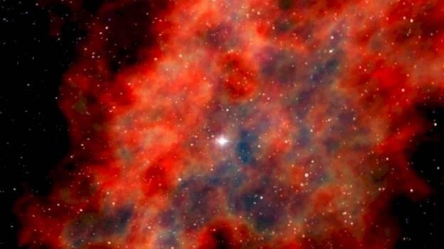 Estrella: mira las imágenes de la supernova más brillante jamás captada