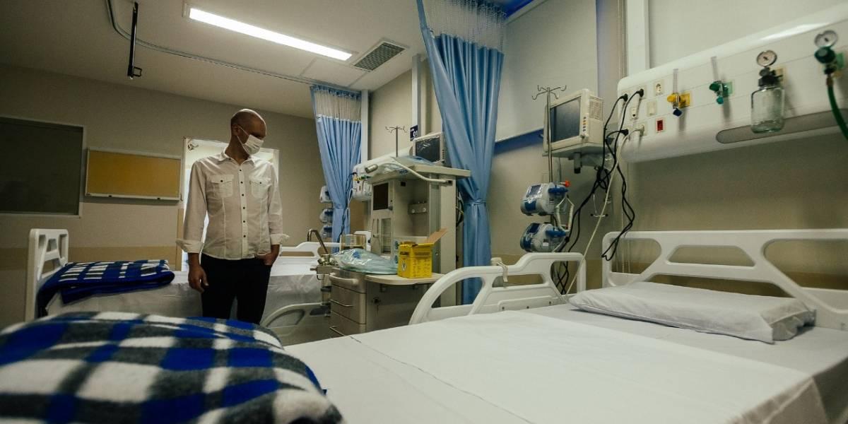 Bruno Covas recebe alta após tratar inflamação no intestino