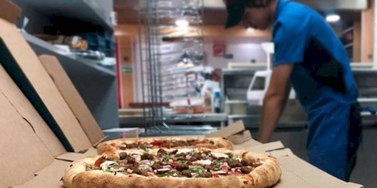 ¡Cuidado! Circula promoción falsa que promete regalar pizza a guatemaltecos