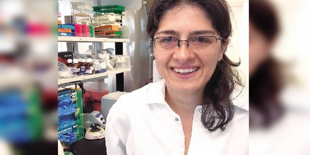 Una colombiana involucrada en la búsqueda de la vacuna contra el coronavirus