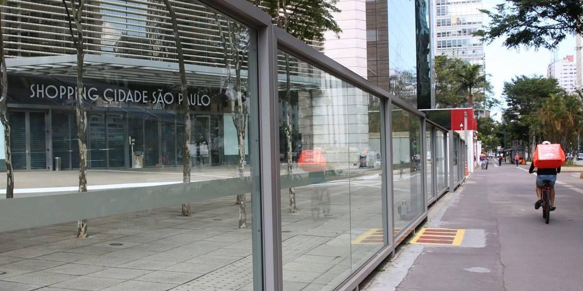Adesão ao isolamento social fica em 54% no estado de São Paulo