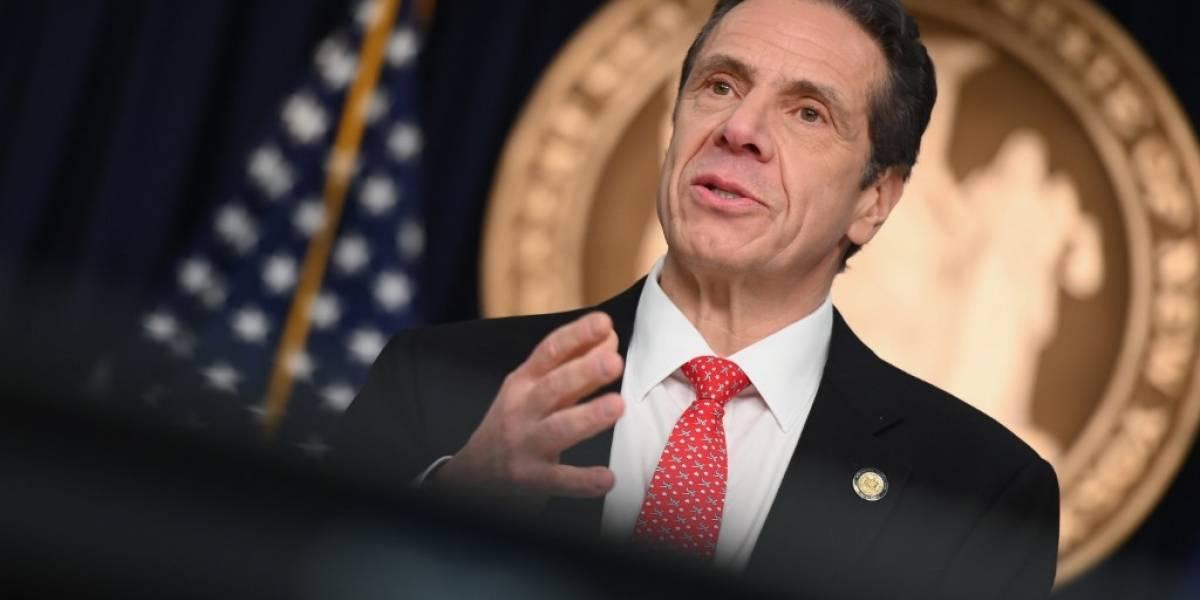 Epidemia de COVID-19 entra en curva descendente en Nueva York