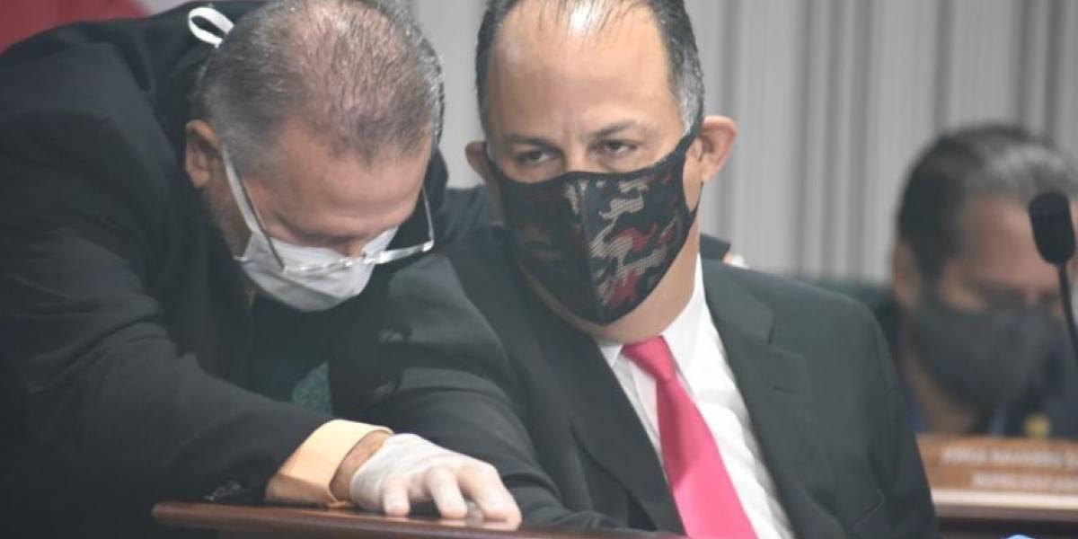 Solicitan cambio en cita del abogado de APEX a las vistas de la Cámara