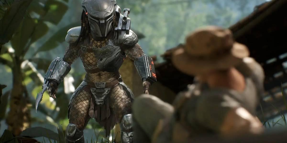 Game Predator: Hunting Grounds chega nesta semana para PlayStation 4