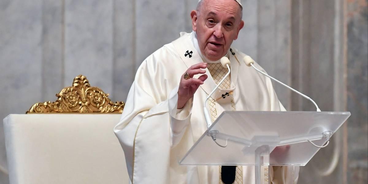 ¡No se guardó nada! La petición del papa a los políticos en medio de la pandemia por coronavirus