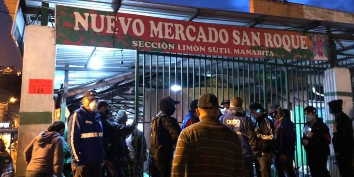 Se suspende la reapertura del Mercado de San Roque