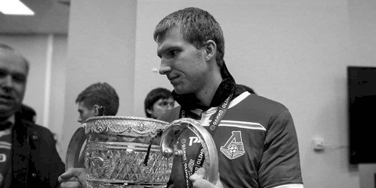 Tragedia en el deporte, fallece futbolista del Lokomotiv de Moscú