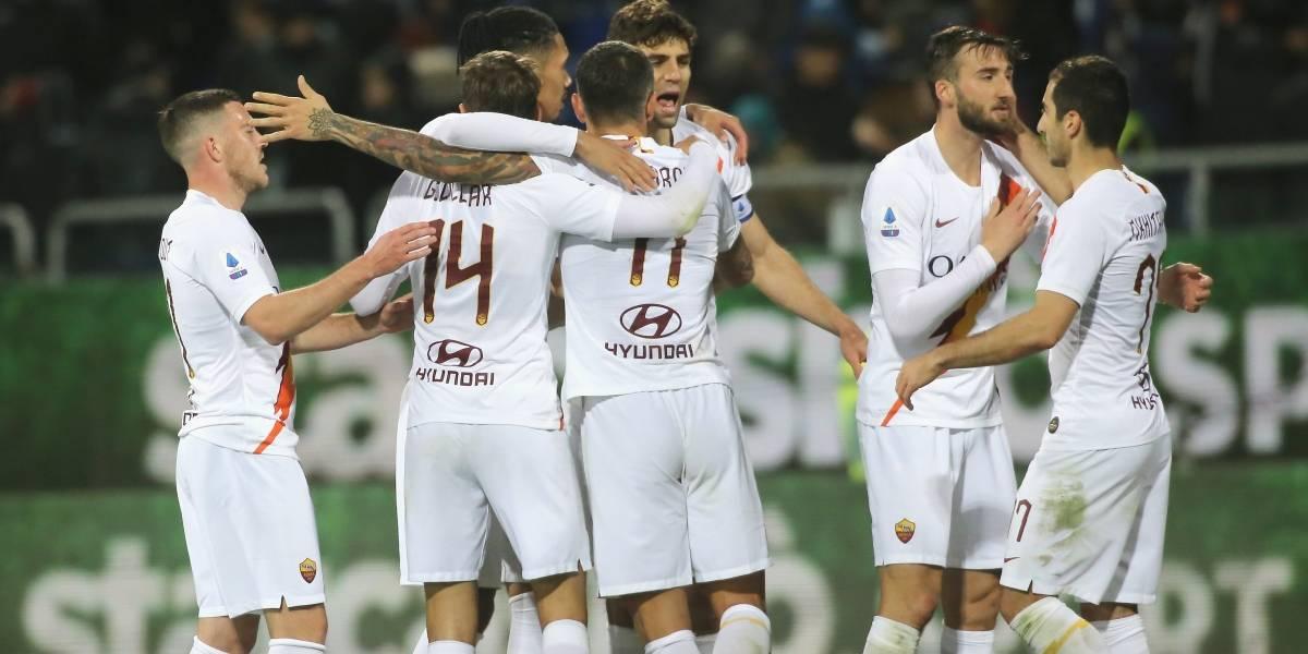 Jogadores da Roma renunciam a 4 meses de salário