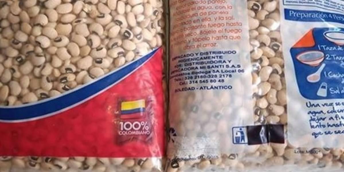 Denuncian entrega de granos y atún vencidos durante la cuarentena