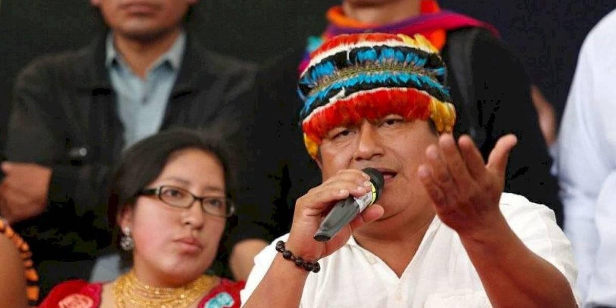 Jaime Vargas anuncia que por el momento no realizarán movilizaciones