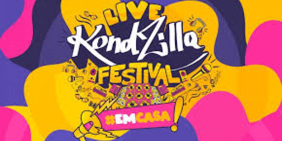 Kondzilla Festival: funkeiros fazem live para ajudar população das favelas