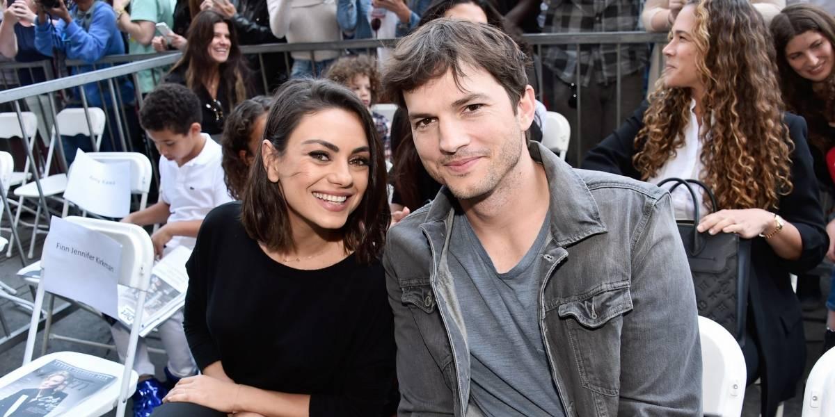 """Ashton Kutcher y Mila Kunis crean """"vino de cuarentena"""" para recaudar fondos contra el COVID-19"""