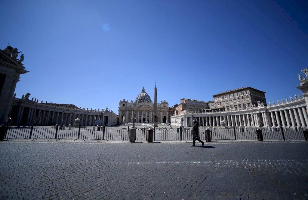 Cuarentena en El Vaticano