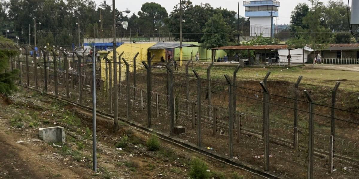 Privado de libertad muere electrocutado en malla de Pavoncito