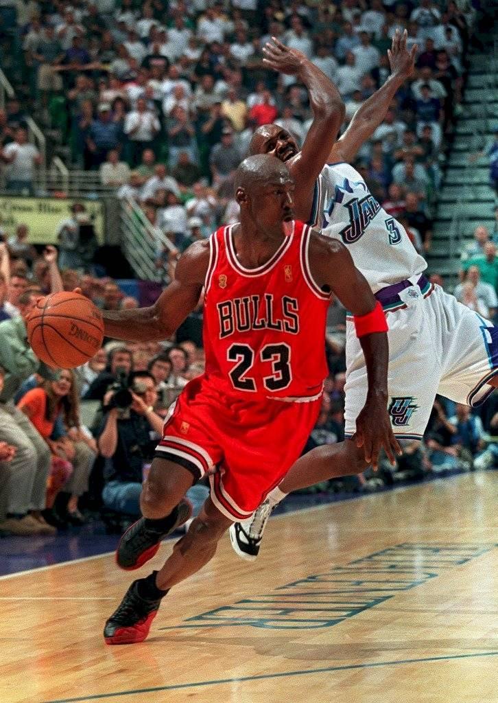 The Last Dance la vida de Michael Jordan