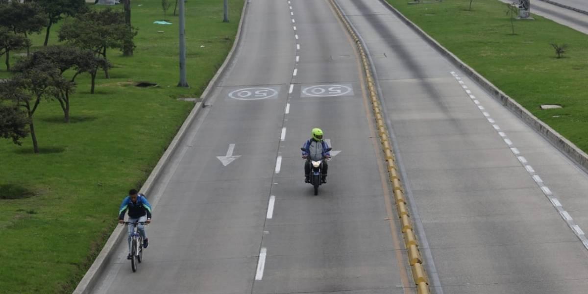Parte positivo: menos viajeros en el puente festivo por las vías de Cundinamarca