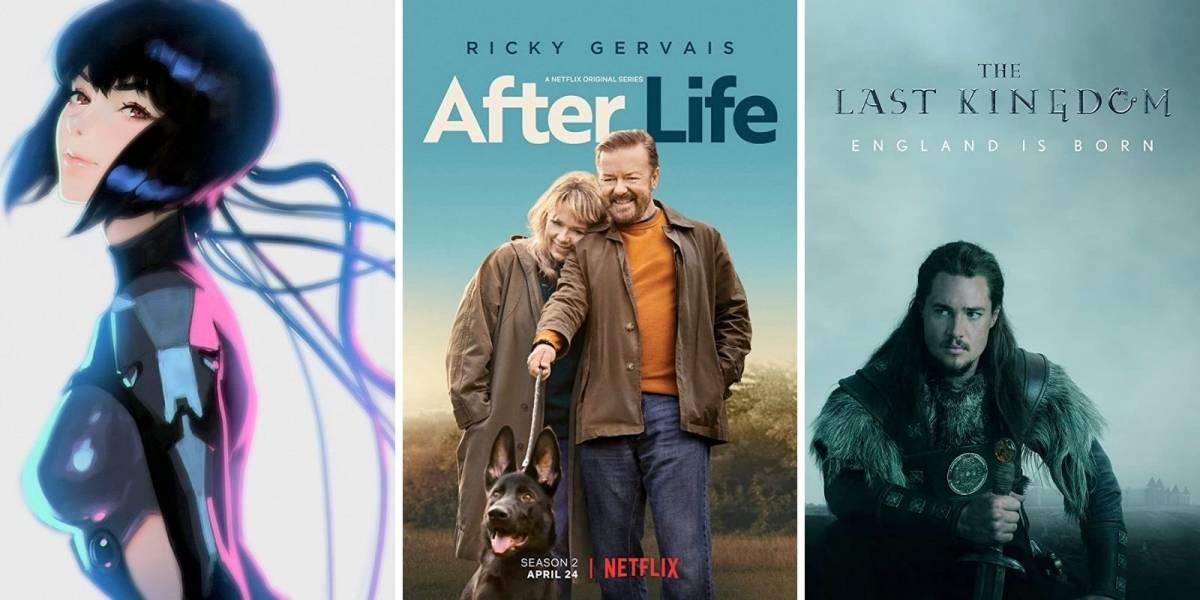 Estreias da Netflix: lançamentos da semana de 20 a 26 de abril de 2020