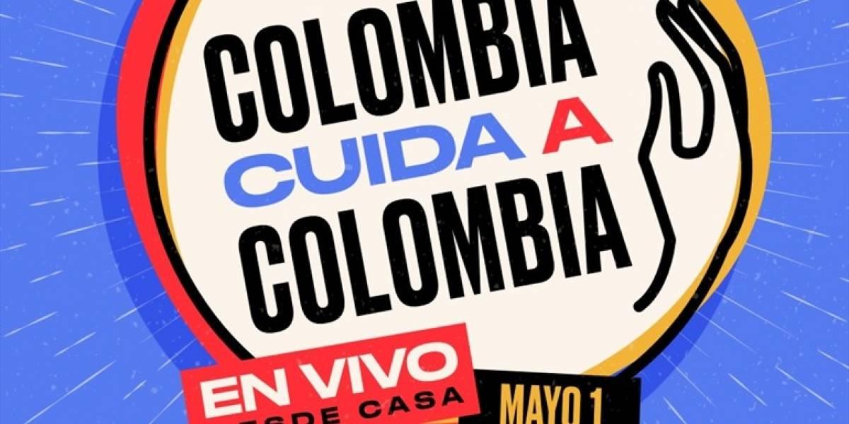 """""""Colombia cuida de Colombia"""": los medios más grandes se unen para ayudar a nuestros compatriotas"""