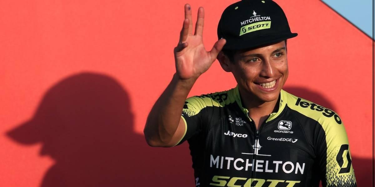 ¡Así se habla! Responsables palabras de Esteban Chaves sobre el nuevo calendario del ciclismo